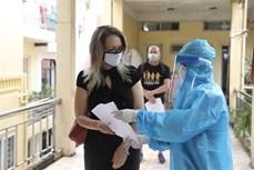 Tối 10/7, Việt Nam ghi nhận 463 ca mắc COVID-19; cả ngày là 1.853 ca