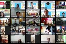 Diễn đàn trực tuyến Hà Nội 2021 - kết nối cung cầu sản phẩm OCOP và nông sản, thực phẩm an toàn