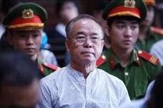 原胡志明市人民委员会副主席阮成才被判有期徒刑8年
