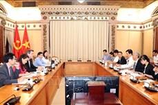 越南胡志明市加强与亚洲开发银行的合作