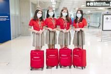 越捷跻身全球最安全航空公司排行榜名单