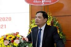 农业与农村发展部部长阮春强:尽快制定天然林区划培育与保护提案