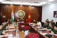 越南与印度举行第十三次防务政策磋商
