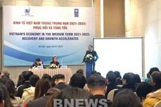 2021-2025年阶段越南经济的两种可能情景