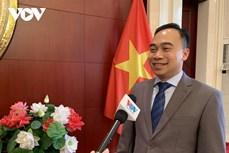 越南首次成为中国第六大贸易伙伴