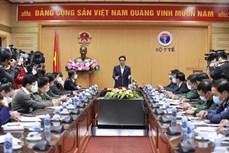 武德儋副总理:坚持疫情防控中人民利益至上原则