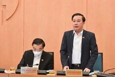 新冠肺炎疫情:河内市网巴自2月2日零时起暂停营业