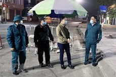 新冠肺炎疫情:自2日零时起广宁省暂时对盖宝岛岛的全部7个乡、镇进行封锁