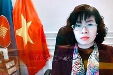 越南愿同各国合作促进性别平等