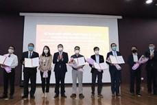 岘港向高科技项目颁发投资许可证