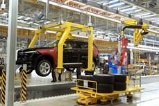 越南温捷汽车制造商计划在美国建设汽车生产厂