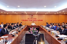 财政部部长指示成立工作组 彻底解决胡志明市证券交易系统拥堵现象