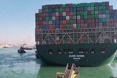 埃及苏伊士运河事件或将对部分越南企业的进出口活动产生影响