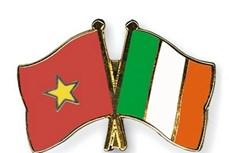 越南领导人致电祝贺越南-爱尔兰建交25周年