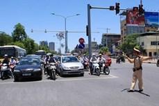 政府总理有关确保4·30南方解放日和5·1国际劳动节期间交通安全的通知