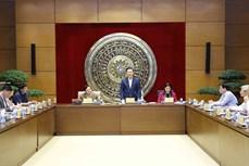 国会主席王廷惠:司法委员会应充分发挥在国会运作中的核心作用