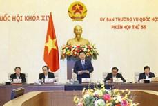 越南国会常务委员会第55次会议开幕