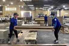 越南木材业肯定在世界上的新地位