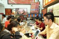 5月11日上午越南国内市场黄金价格上调5万越盾