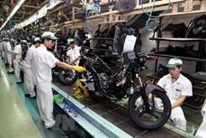 本田(越南)公司摩托车营收仍增长27%以上