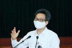 政府副总理武德儋:政府呼吁民众从严落实新冠肺炎疫情防控措施