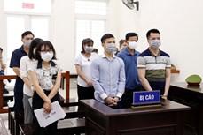河内市人民法院开庭审理组织人员偷渡韩国案