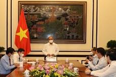 越南国家主席阮春福:共产主义杂志必须担任政治理论大旗的重要使命