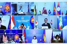第36届东盟-日本论坛以视频形式召开