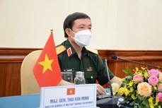 越南承办2021年国际军事比赛两个赛项