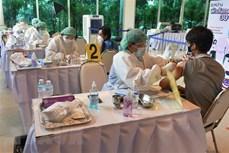 泰国日增新冠肺炎死亡病例、老挝 境外输入新冠肺炎确诊病例创纪录
