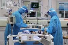 胡志明市需补充约7000名医务人员支援新冠患者治疗工作