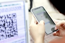 胡志明市通过移动应用程序报送新冠病毒检测结果