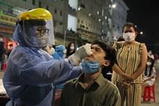 胡志明市确诊感染新冠病毒劳动者数量超1800人 全市为110万剂疫苗接种作出准备
