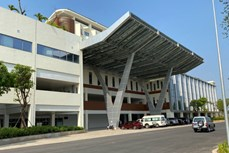 胡志明市紧急启用床位数1000张的新冠肺炎康复中心