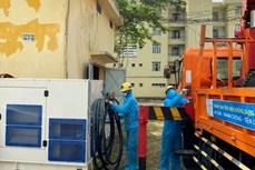 胡志明市电力总公司优先完成野战医院供电任务