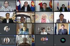 加强东盟-新西兰战略伙伴关系