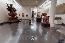 越南美术馆推出线上3D游览技术