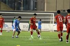 2022年世界杯亚洲区预选赛:对阵沙特阿拉伯队  越南队已万事俱备