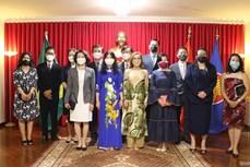9·2国庆节:进一步加强越南与巴西合作关系
