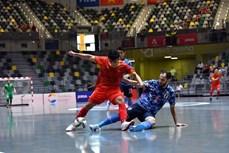 2021 年立陶宛五人制足球世界杯开赛在即 越南队表现令人刮目相看
