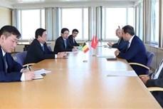 越南与比利时加强进口彼此的农产品