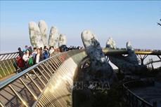 岘港市部分旅游景点免费开放 推出许多价格优惠的旅游线路