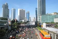 新冠肺炎疫情:印尼经济缓慢复苏