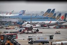 新冠肺炎疫情:越南航空局建议取消从岘港起飞的飞机中座椅间隔的规定