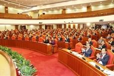 迎接党的十三大:越共十二届中央委员会第十三次全体会议第二天新闻公报