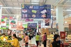 2020年越南商品零售和服务业收入约达5000万亿越盾