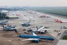 越南航空局指示加强采取措施 保障飞机停飞存放过程中的安全
