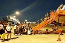 越南各家航空公司春节期间通宵飞行