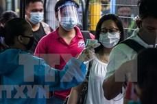 菲律宾新增确诊病例创下新高 印尼确诊病例数量尚未达到高峰