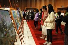 庆祝越共十三大的系列活动在全国各地纷纷举行